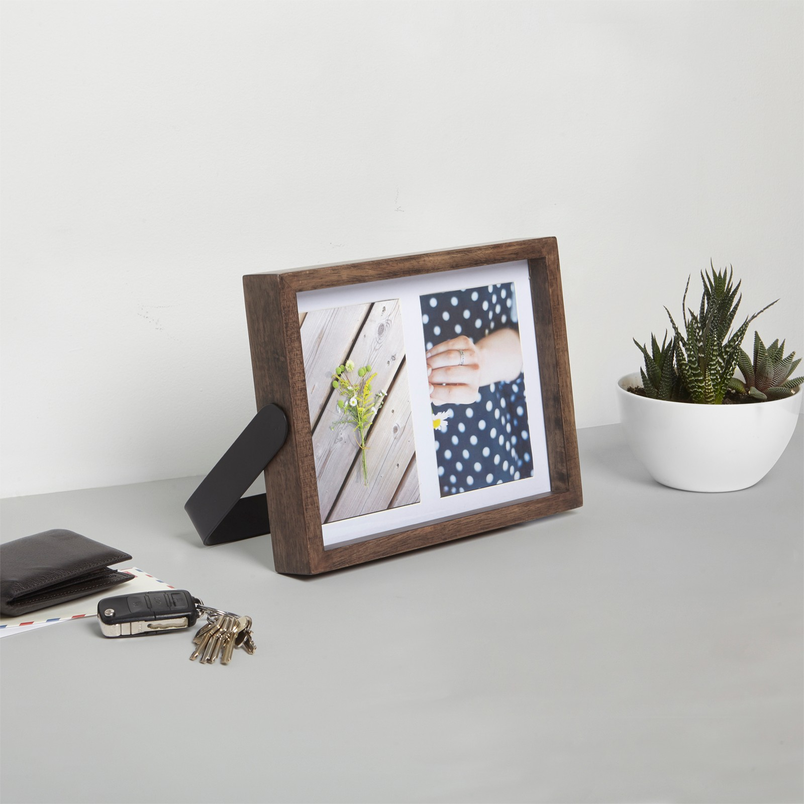 axis multi picture frame  zola -