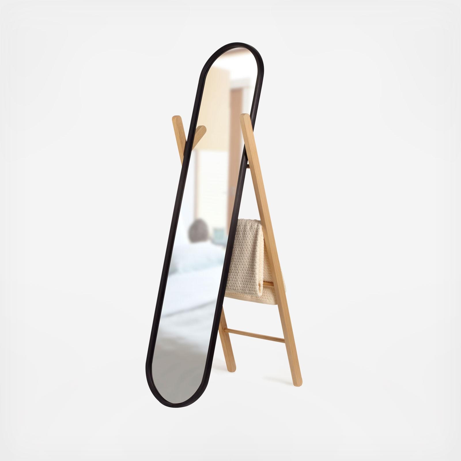 Hub Floor Mirror | Zola