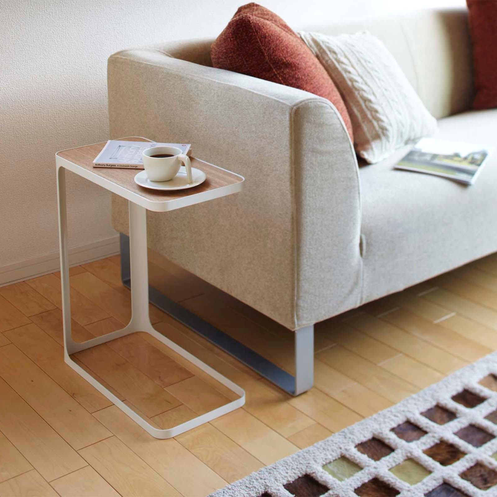 Superbe Frame Side Table | Zola