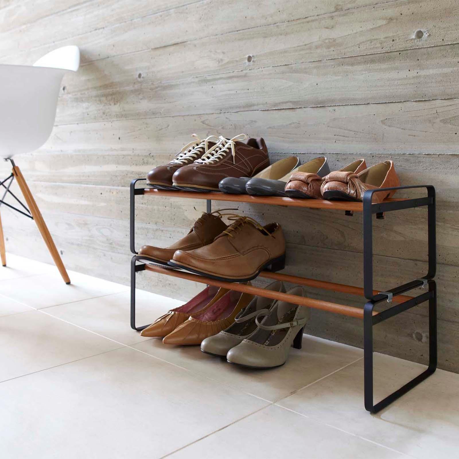 Modern Shoe Rack | Zola