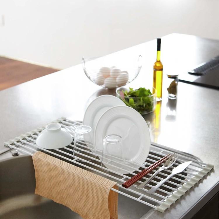 Ordinaire Plate Folding Sink Drainer Rack By Yamazaki Home | Wedding Planning,  Registry U0026 Gifts