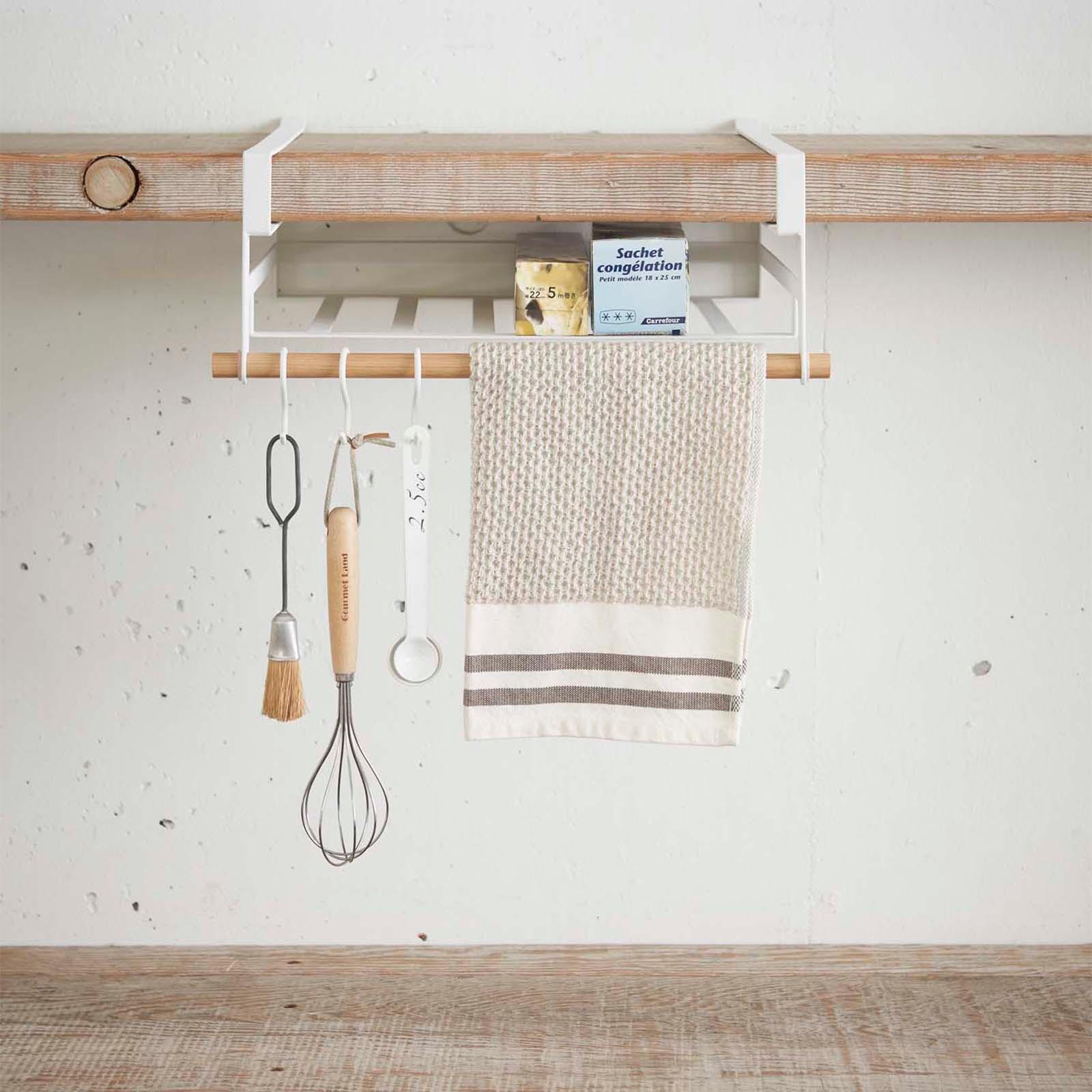 Tosca Under Shelf Storage Rack By Yamazaki Home Zola