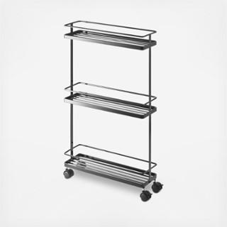 Tower Kitchen Storage Cart by Yamazaki Home | Wedding Planning, Registry &  Gifts